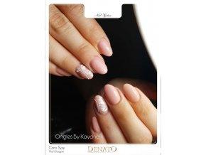 2033 Charming Time, barevný UV LED gel, cihlová barva