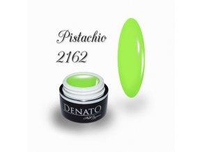 2162 Pistachio, zelený barevný uv led gel