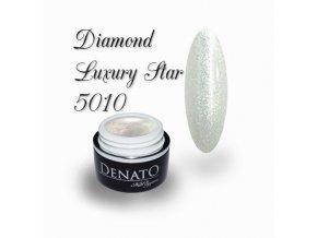 5010 Diamond Luury Star, barevný uv led gel holografický