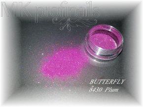 BUTTERFLY Plum