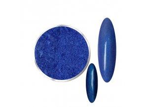 Diamond Silk Night Blue