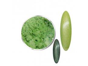 Diamond Silk Light Green