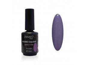 5734 Hybrid Gelpolish Smokey Violet fialový uv led gel, 15 ml