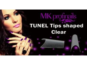 TUNEL Tips Shaped Clear