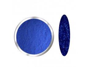 1725 Royal Blue glitter barevný polymer modrý