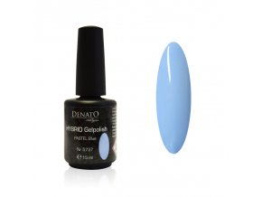 5737 Hybrid Gelpolish Pastel Blue modrý uv led gel, 15 ml