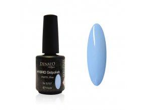 5737 Hybrid Gelpolish Pastel Blue modrý uv led gel, 15 ml
