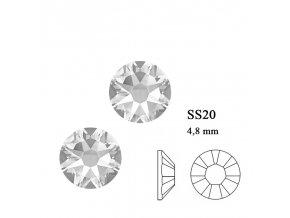 9270 Swarovski Crystal SS20
